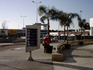 Flughafen Lissabon 2
