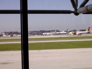 Flughafen Lissabon 3