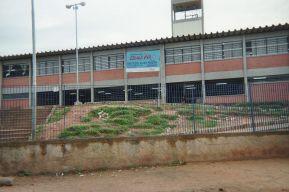 Die Schule von Parque Oziel